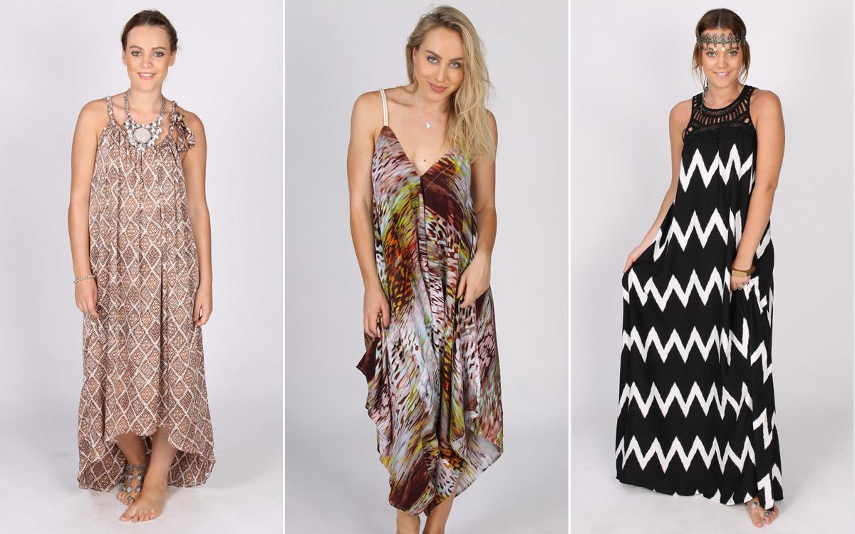 Maxi Dress David Jones Fashion Outlet Review