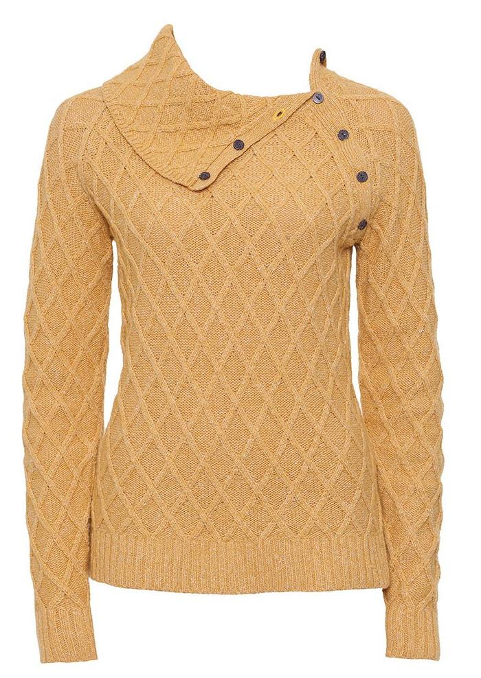 Diamond-Knit-Sweater