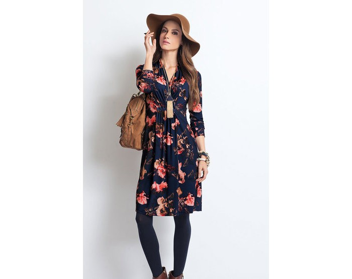 Together-Wrap-Over-Print-Dress