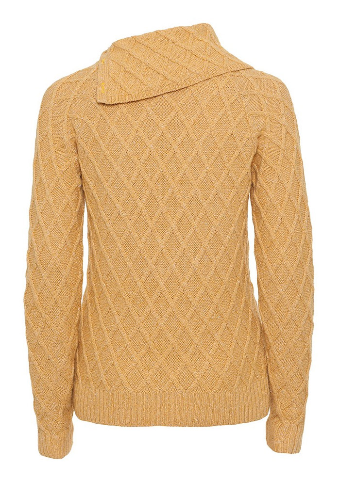 Diamond-Knit-Sweater